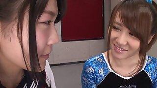 Aiku Sudo & Honoka Hoshino all round BFF's Aiku With the addition be proper of Honoka - JapansTiniest